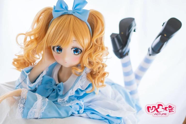 Aotume: The Lifesize TPE Anime Sex Doll Brand