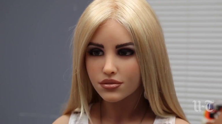 Sex Robots May Be Here Sooner Than You Think